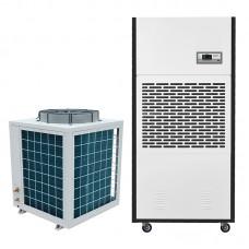 Промышленный осушитель воздуха с охладителем